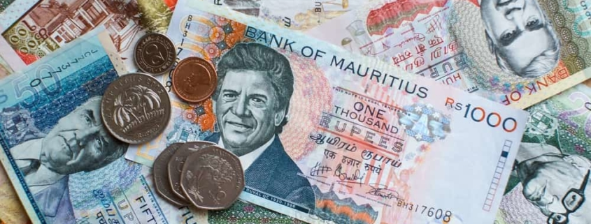 monnaie mauricienne